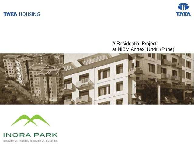 Inora Park by Tata Housing