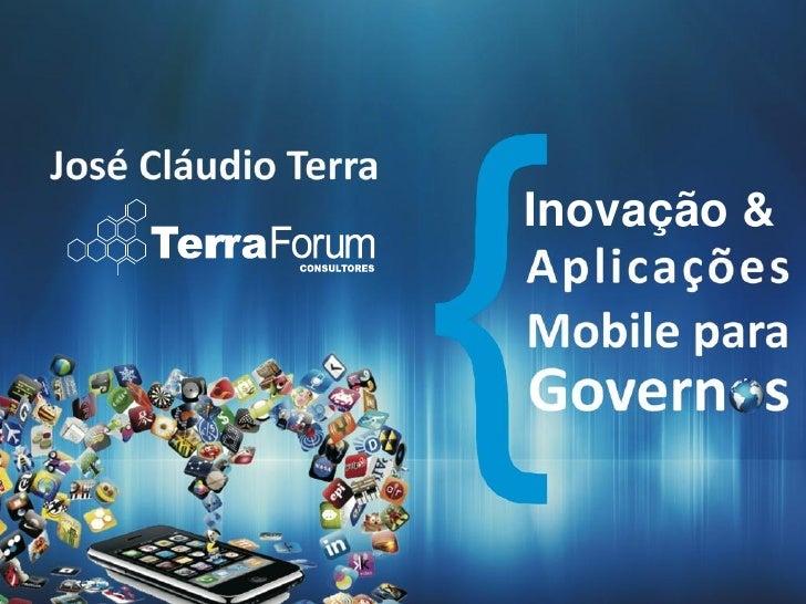 Inovação e mobile government