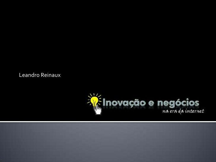 Leandro Reinaux<br />