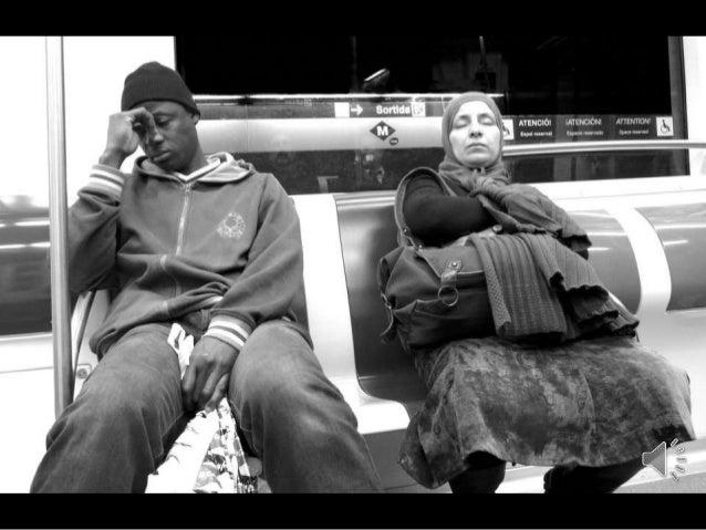 In Public Transport...