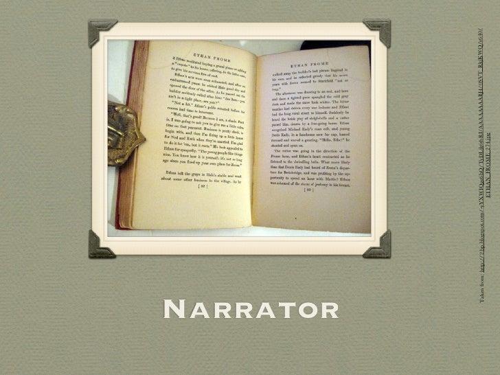 Input narrator