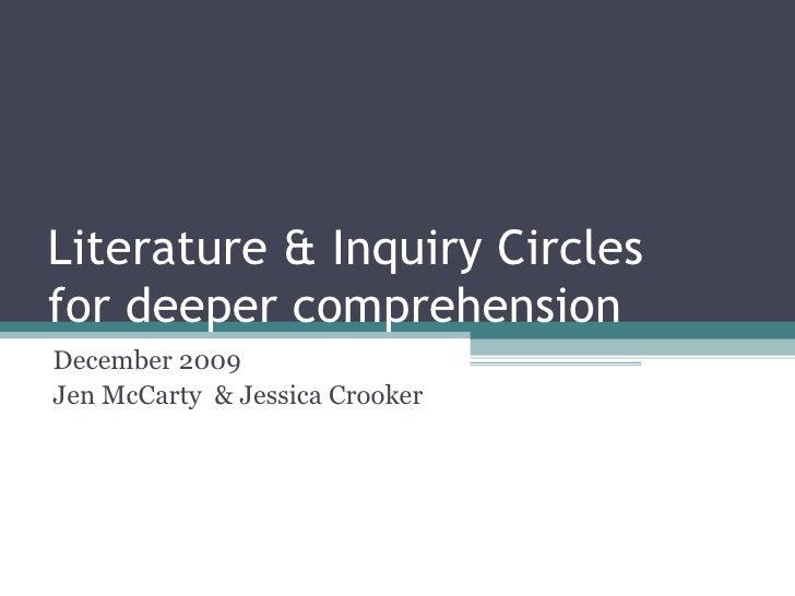 Inquiry Circles