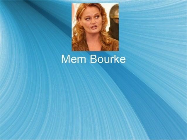 Mem Bourke