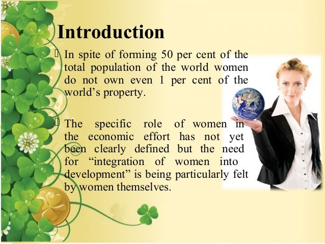 essay on the role of women in modern society