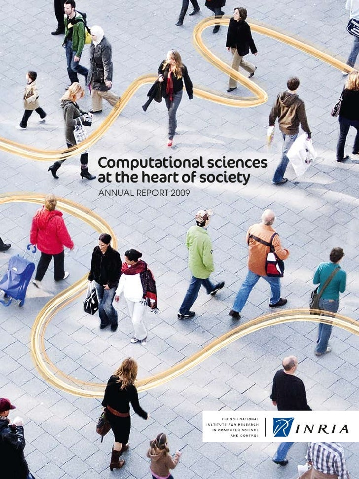 Computational sciences at the heart of society AnnuAl report 2009