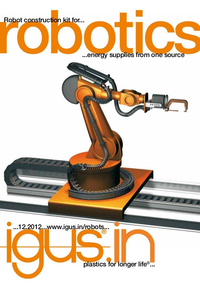 Robot Construction Robotics Robot Construction