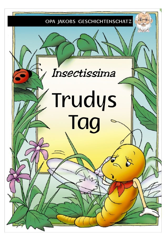 Trudys Tag Insectissima