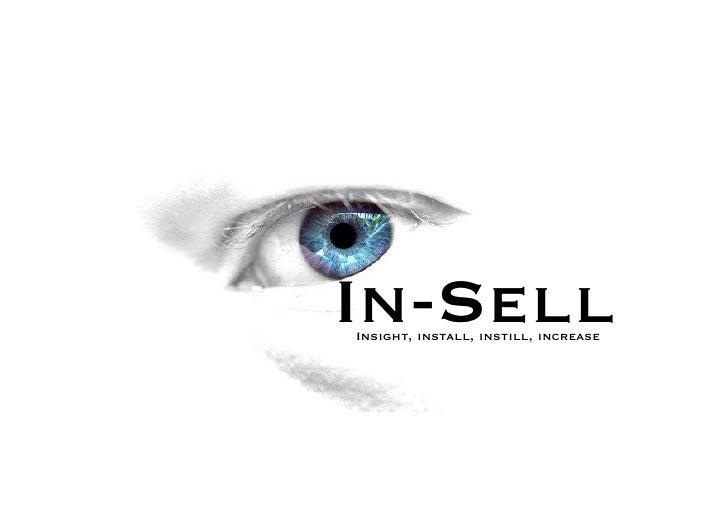 In Sell Company Presentation Linkedin