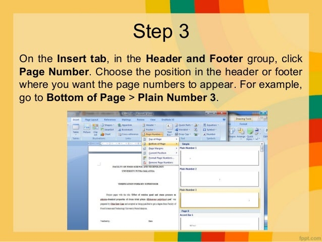 thesis page numbers in word 2010 Homework help with pre algebra dissertation page numbering word 2010 writing essay for scholarships application 2013 websites that write research papers.