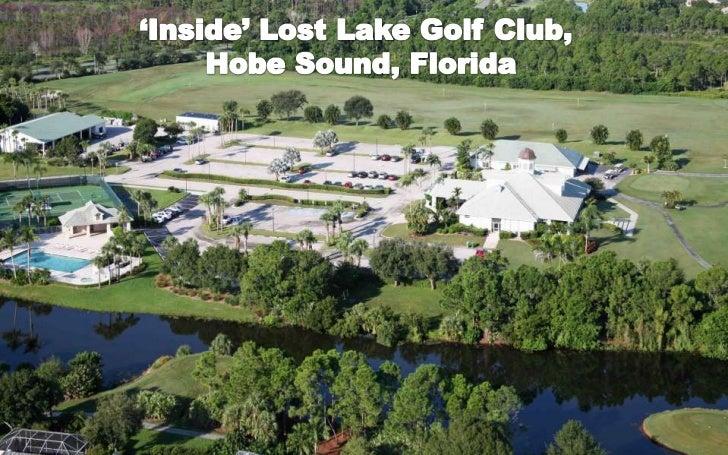 Inside Lost Lake