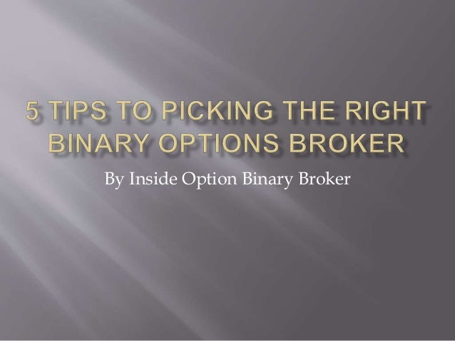Islamic binary option broker
