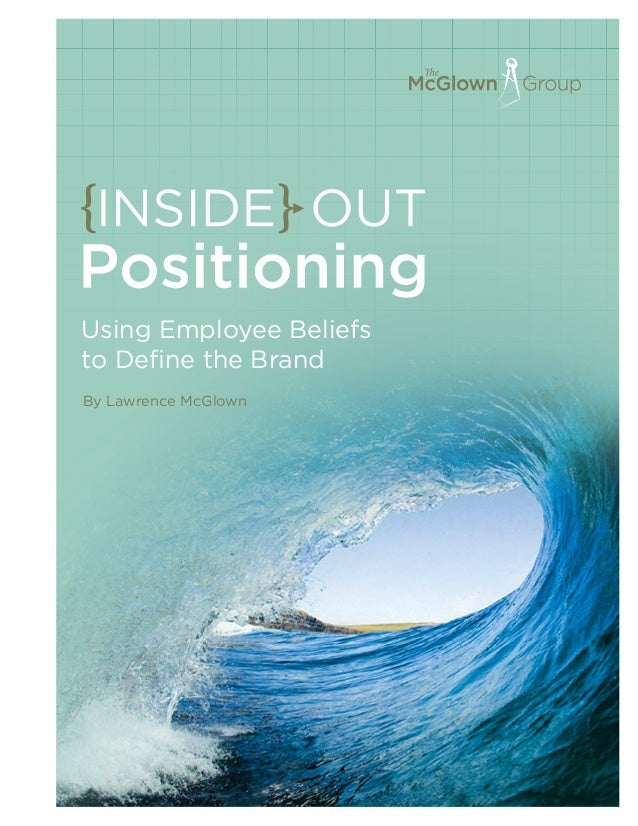 {Inside}out positioning the mcglowngroup