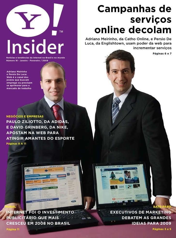 Revista Insider nº 18