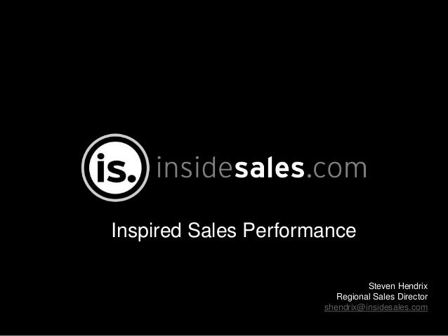 Insidesales.com Overview