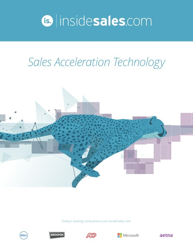 Sales Acceleration Technology  Today's leading companies trust InsideSales.com