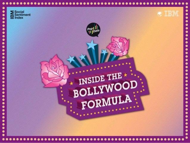 Inside the Bollywood formula