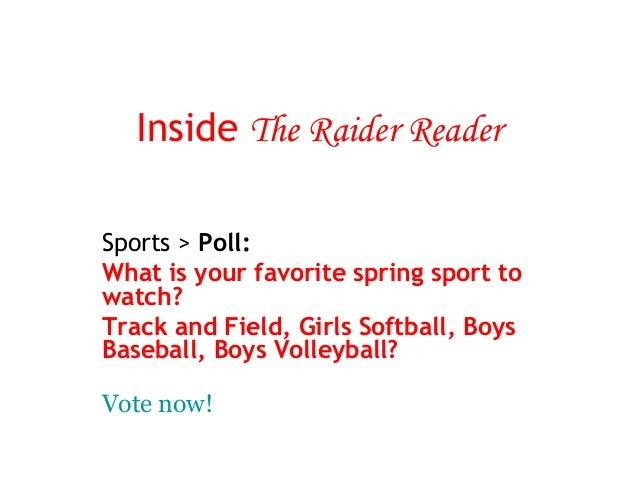 Inside the raider reader