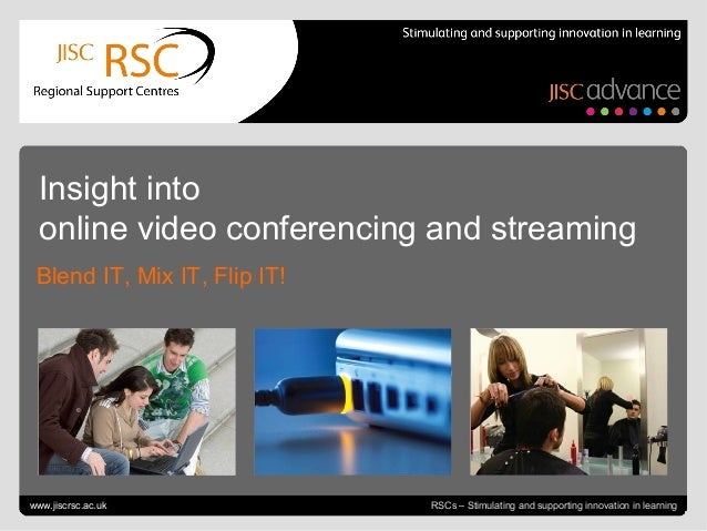 Insight into Video Conferencing and Streaming
