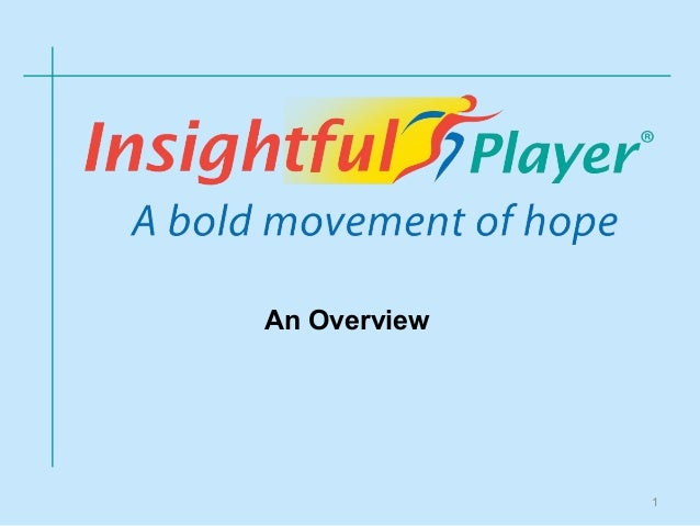 Insightful Player overview - Inspiring NFL player stories, programs and book to empower youth