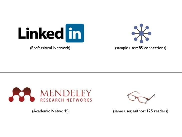 Academia is an Iceberg - Mashing up Mendeley Readership data with LinkedIn