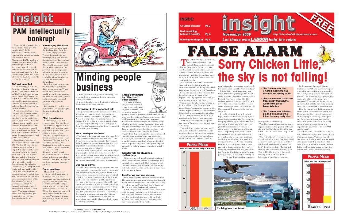 Insight November News