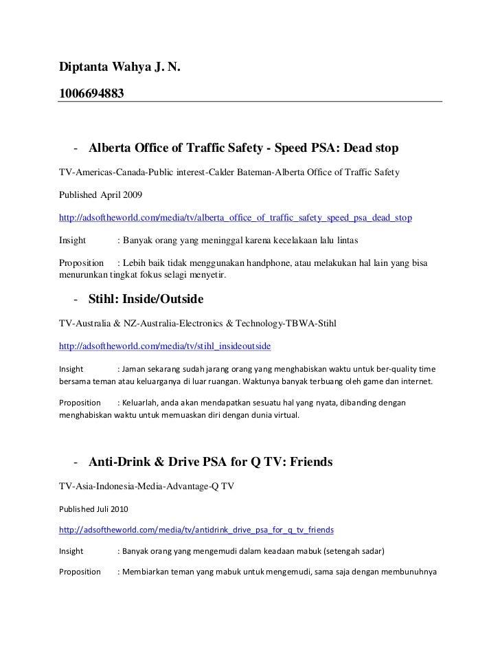 Diptanta Wahya J. N.1006694883    - Alberta Office of Traffic Safety - Speed PSA: Dead stopTV-Americas-Canada-Public inter...