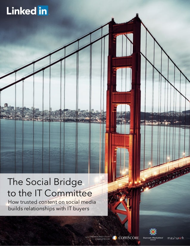 Insights   social bridge to it committee - e book - us