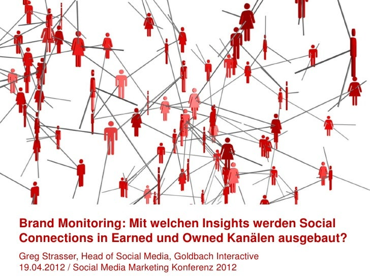 Brand Monitoring: Mit welchen Insights werden Social Connections in Earned und Owned Media-Kanälen ausgebaut