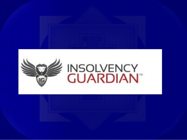 Insolvency guardian