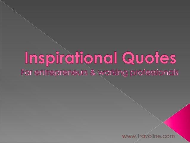 Inspirational management-quotes
