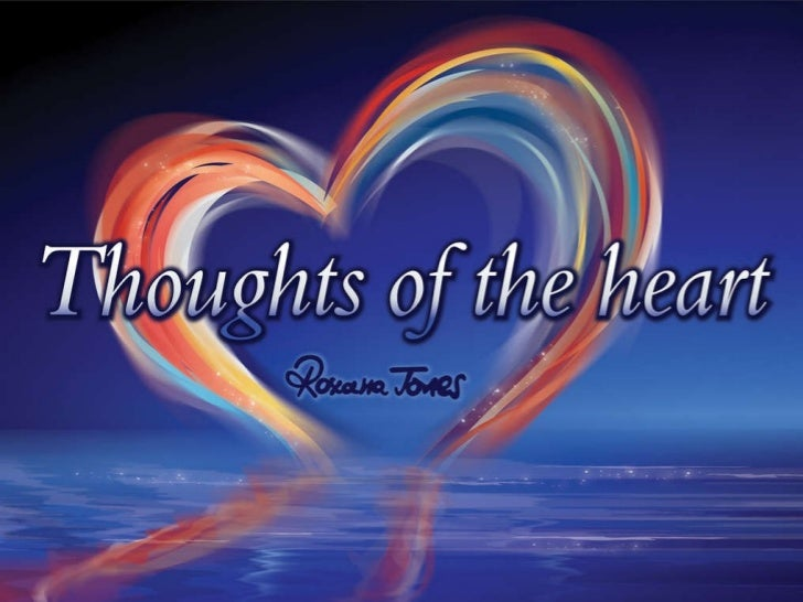 Inspirational and motivational quotes: Thoughts of the Heart - volume 1