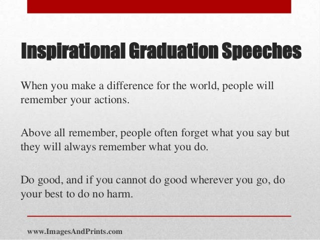 how to write graduation speech At graduation source, we've curated tips on how to write a heartfelt & entertaining graduation speech that will resonate with your peers see them there.