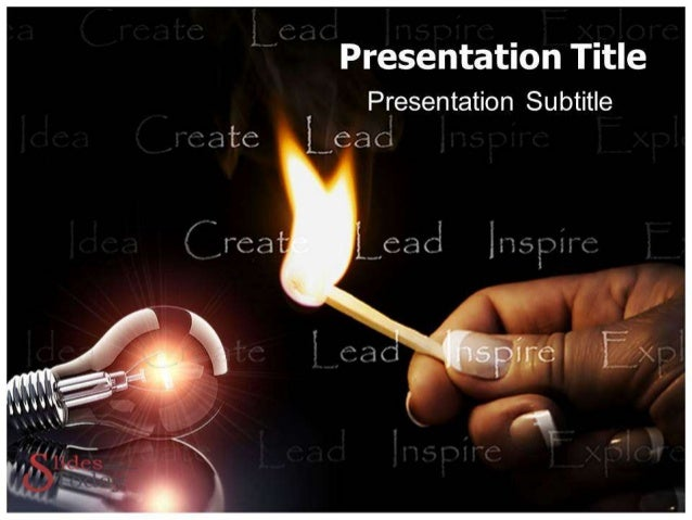 Inspirational quotes power point presntation