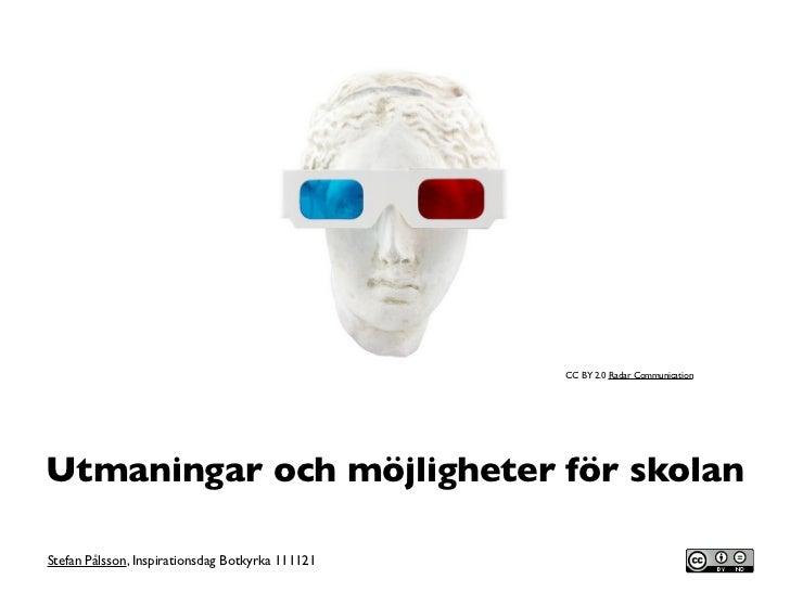 Inspirationsdag Botkyrka, 21 november 2011