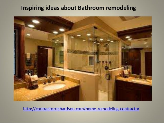 Inspiring ideas about bathroom remodeling for Bathroom redesign app
