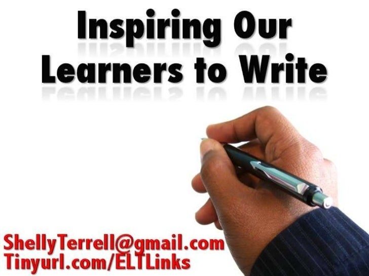 Ideas for Inspiring Students to Write
