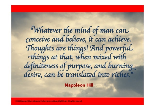whatever the mind of man