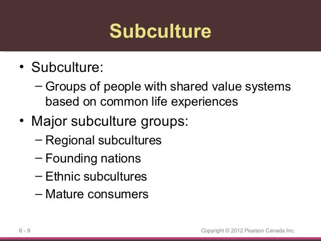 ethnic drinking subcultures 2 essay Free college essay mafia subculture recognition of the common ethnic tie of the members of the mafia is necessary to what extent are subcultures such as.
