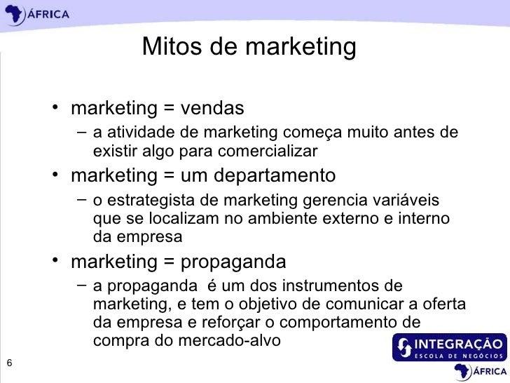 Inss Gest O De Marketing Handout