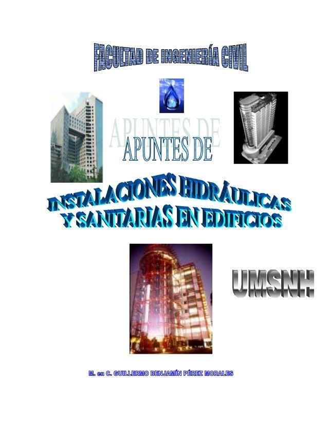 Instalaciones Sanitarias Para Edificios