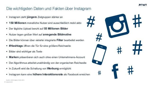 Zahlen, Fakten und 10 Tipps für einen erfolgreichen Start auf Instagram