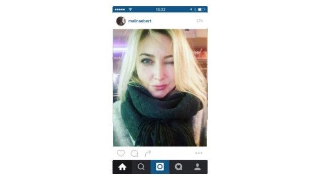 Ein Bild oder Video auf Instagram führt nicht (direkt) zum Kauf!