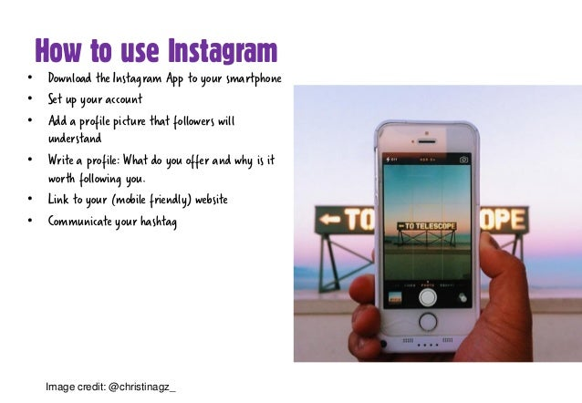 how to use instagram as a dating app