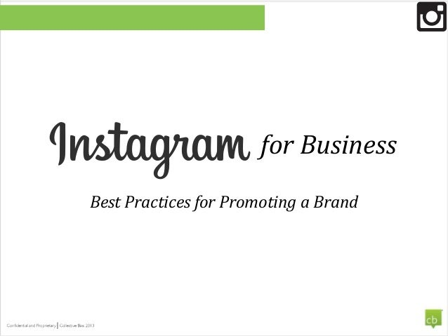 TM for Business Best Practices for Promoting a Brand