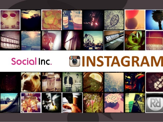 Instagram introductie -  Social Inc.