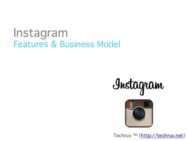 Instagram introduction