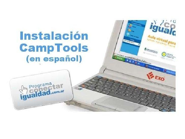 Instalación CmapTools