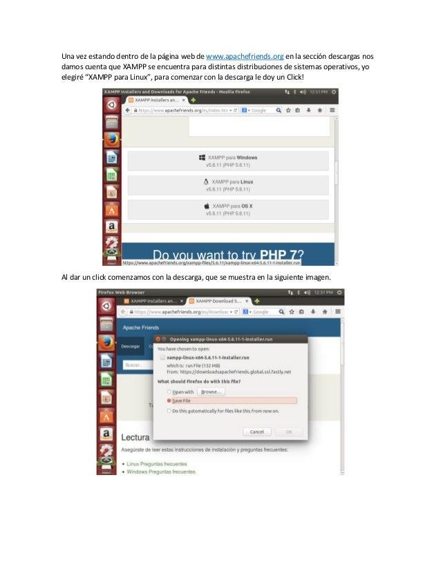 how to start xampp in ubuntu