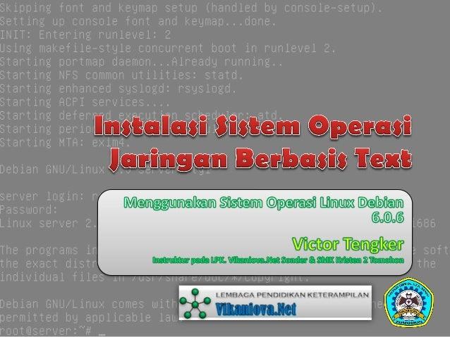 1. Modul Panduan Penggunaan Oracle VM VirtualBox 2. [Slide] Panduan Penggunaan Oracle VM VirtualBox 3. [Slide] Persiapan P...