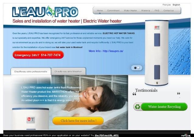 installation et acheter electrique chauffe eau leau pro. Black Bedroom Furniture Sets. Home Design Ideas